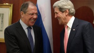 Lavrov, Kerry in Sochi May 12, 2015