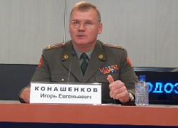Major-General Igor Konashenkov  (--Tigr.net)