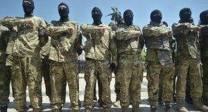 Azov Battalion (--Sputnik/Evgeny Kotenko)