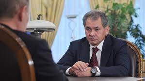 Russian Defense Minister Sergey Shoigu (--siberianinsider.com)
