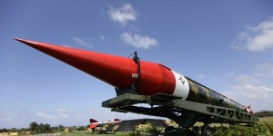 Soviet-era SS-4 medium range nuclear capable ballistic missile (--Business Insider)
