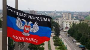 Donetsk, Donetsk People's Republic, Novorossiya