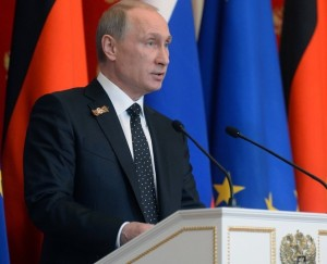 Russian President Vladimir Putin (--Sputnik)