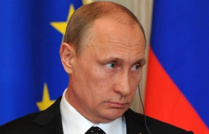 Russian President Vladimir Putin (--Tass)