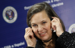 Victoria Nuland plans Moscow visit May 18 (--Tass)
