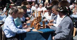 Merkel, Obama in Krun, Germany (--G7 Home page)