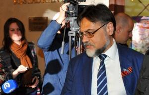 LPR Minsk envoy Vladislav Deinego (--Viktor Drachev/TASS)