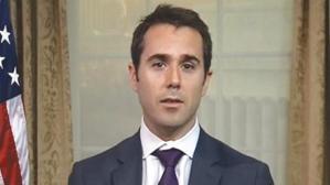 Criminal US Ambassador to OSCE Daniel Brooks Baer (--timesofmalta.com)
