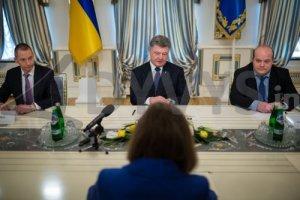 Victoria Nuland, Petro Poroshenko (--en.dyvys.in)