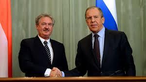 Jean Asselborn, Sergei Lavrov (--rt.com)