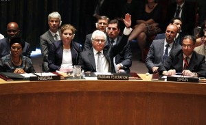 Russian Ambassador to the UN Vitaly Churkin vetoes international tribunal for MH17 crash. (--en.radiovaticana.va)
