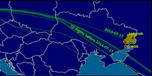 Malaysian Airlines MH17 Was Ordered to Fly over the East Ukraine Warzone -- Global Research (July 21, 2014) http://www.globalresearch.ca/malaysian-airlines-mh17-was-ordered-to-fly-over-the-east-ukraine-warzone/5392540