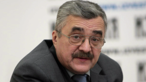Vladimir Zharikhin, Russian political scientist (--rusarminfo.ru)