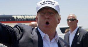 Donald Trump (--Reuters/Rick Wilkin)