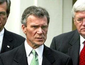 Tom Daschle (--San Diego Union)