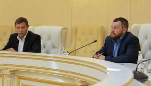 Alexander Zakharchekno, Andrei Purgin
