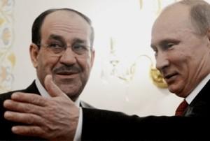 Melkulangara K. Bhadrakumar, Vladimir Putin (--Voltairenet.org)