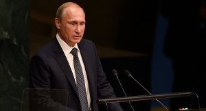 Vladimir Putin (--Sputnik)