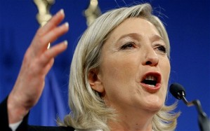 Marine Le Pen (--www.telegraph.co.uk)