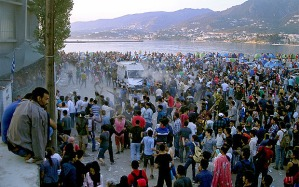 Lesbos, Greece, September 2015 (--TASS/Mikhail Metze)