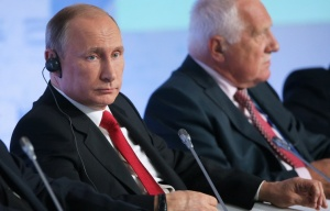 Vladimir Putin, Valdai Club (--TASS/Mikhail Metze)