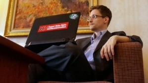 Edward Snowden (--Barton Gellman/Washington Post)