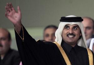 Sheikh Tamim bin Hamad al-Thani (--ibtimes)