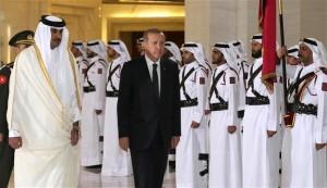 Recep Tayyip Erdoğan, Qatar, 3rd Presidential visit (--Daily News/AA)