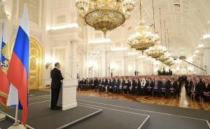 Vladimir Putin (--Strategic Culture Foundation)
