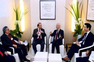 Klaus Schwab, Chairman, World Economic Forum (--app.com)