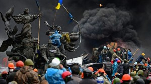 Maidan protest, 2014 (--cnn.com)