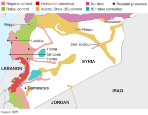 Syrian hostilities, February 2016 (--bbc.com)