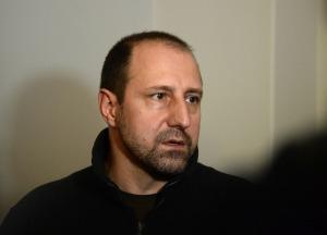 Alexander Khodakovsky of Vostok Brigade (--Bloomberg.com)