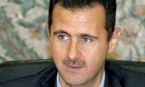 Bashar Assad (--theguardian.com