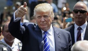 Donald Trump (--AP)