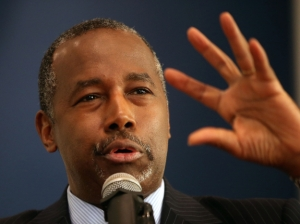 Ben Carson (-- Justin Sullivan/Getty Images)
