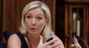 Marine Le Pen (--Sputnik News)