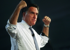 Mitt Romney (--theblaze.com)