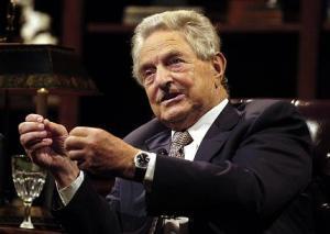 George Soros (--earstohear.net)