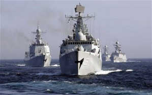 China, Russia hold joint military drills in Sea of Japan (-pakistancyberforce.blogspot.com)