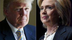 Donald Trump, Hillary Clinton (--ABC News)