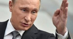 Vladimir Putin (--Alexander Nemenov/AFP/Getty Images)