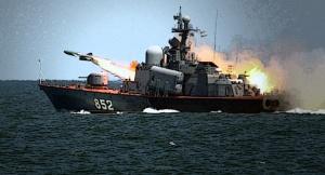 Russian ship fires missiles into Syria (--trueactivist.com)