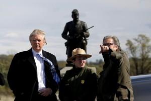 Donald Trump, Gettysburg PA (--Jonathan Ernst/Retuers)