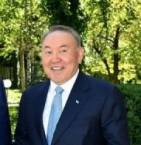 Nursultan Nazarbayev (–The Astana Times)