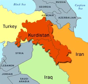 Kurdistan (--Wars in the World/ArcheoVentures)