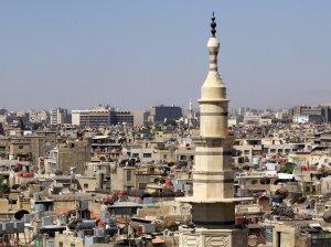Damascus, Capital of Syria (--NPR)