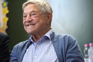 George Soros (--Roma Portraits)
