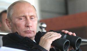Vladimir Putin (--Daily Express)
