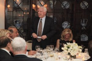 John McCain with Lynn Forester de Rothschild